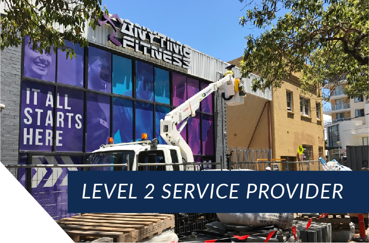 Authorised Level 2 Service Provider - Precision Energy